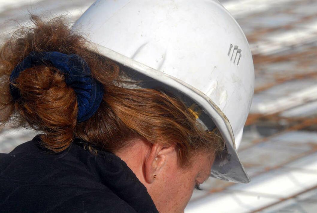 Byggplass kvinne cb956883