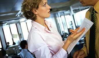 250 000 ansatte får ikke brukt sin kompetanse