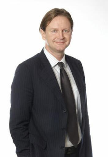 Advokat og partner i Grette, Jens Kristian<br />Johansen.