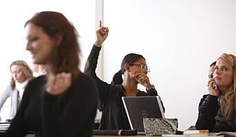 Studentrekruttering og nærarbeidsmarkedet