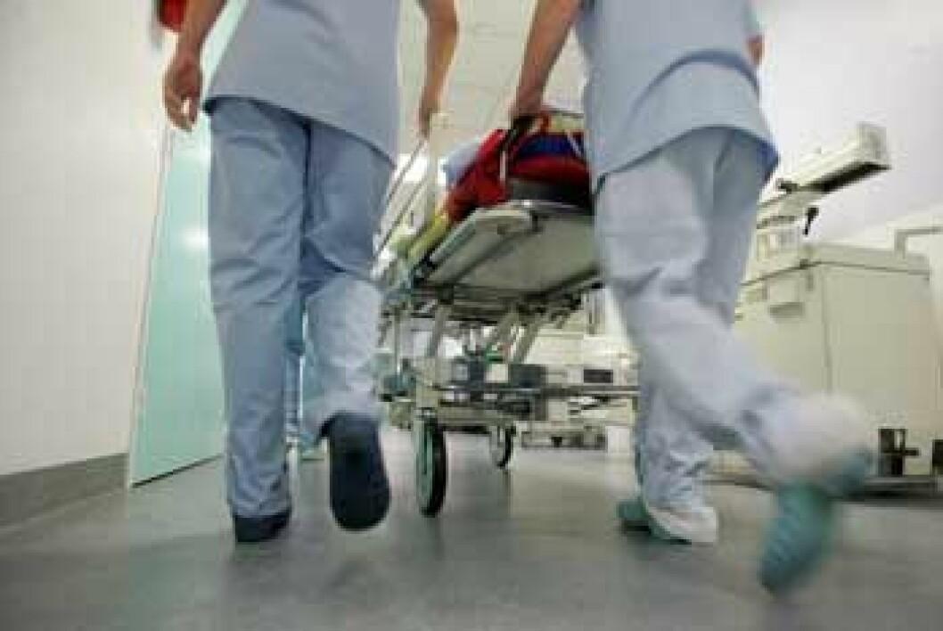sykehus-illustrasjon Colourbox