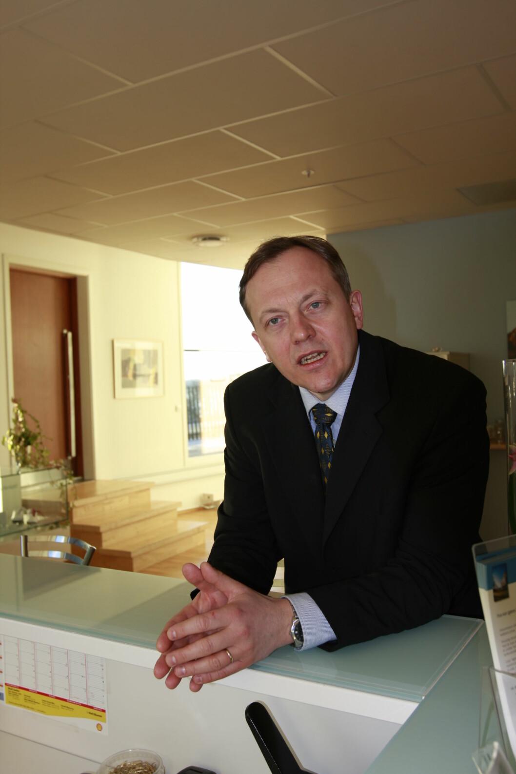 Advokat Nicolay Skarning