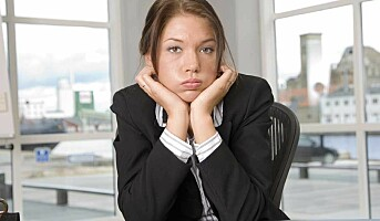 20 prosent søker ikke jobber