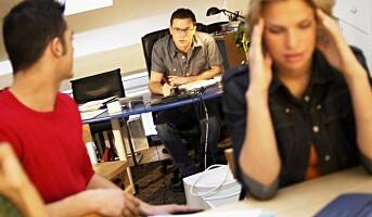 Få bedre humør på arbeidsplassen