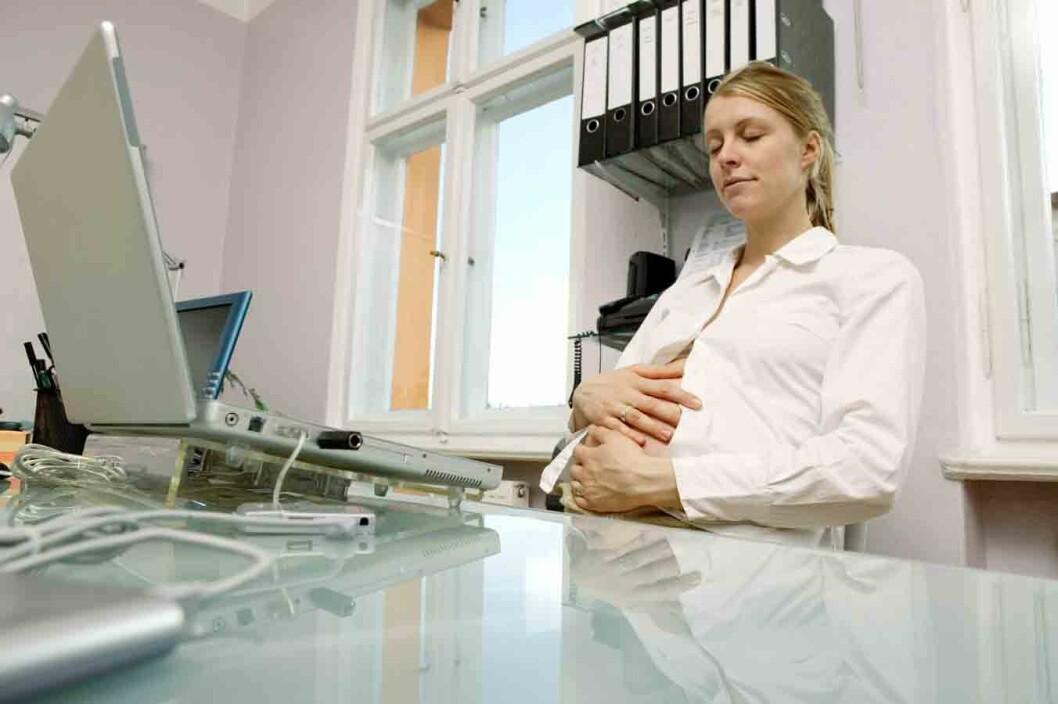 Gravid-i-jobb