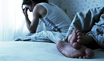 Intensiv mobilbruk gir søvnproblemer og stress