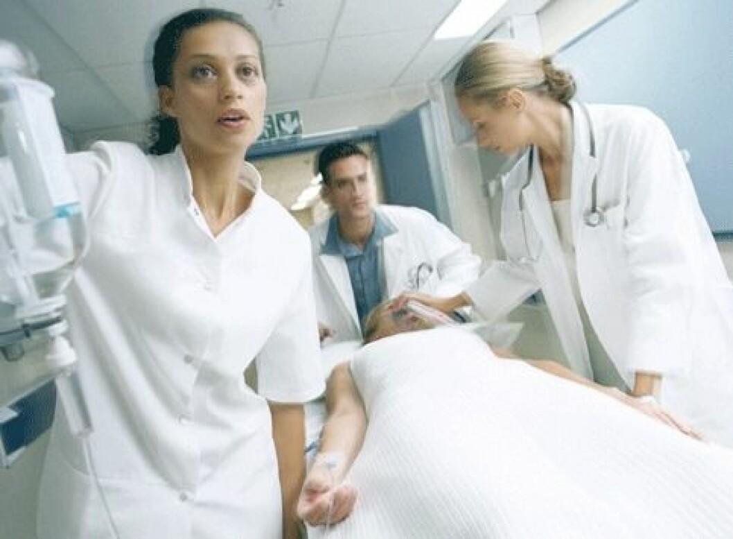 Akuttmottak-sykehus