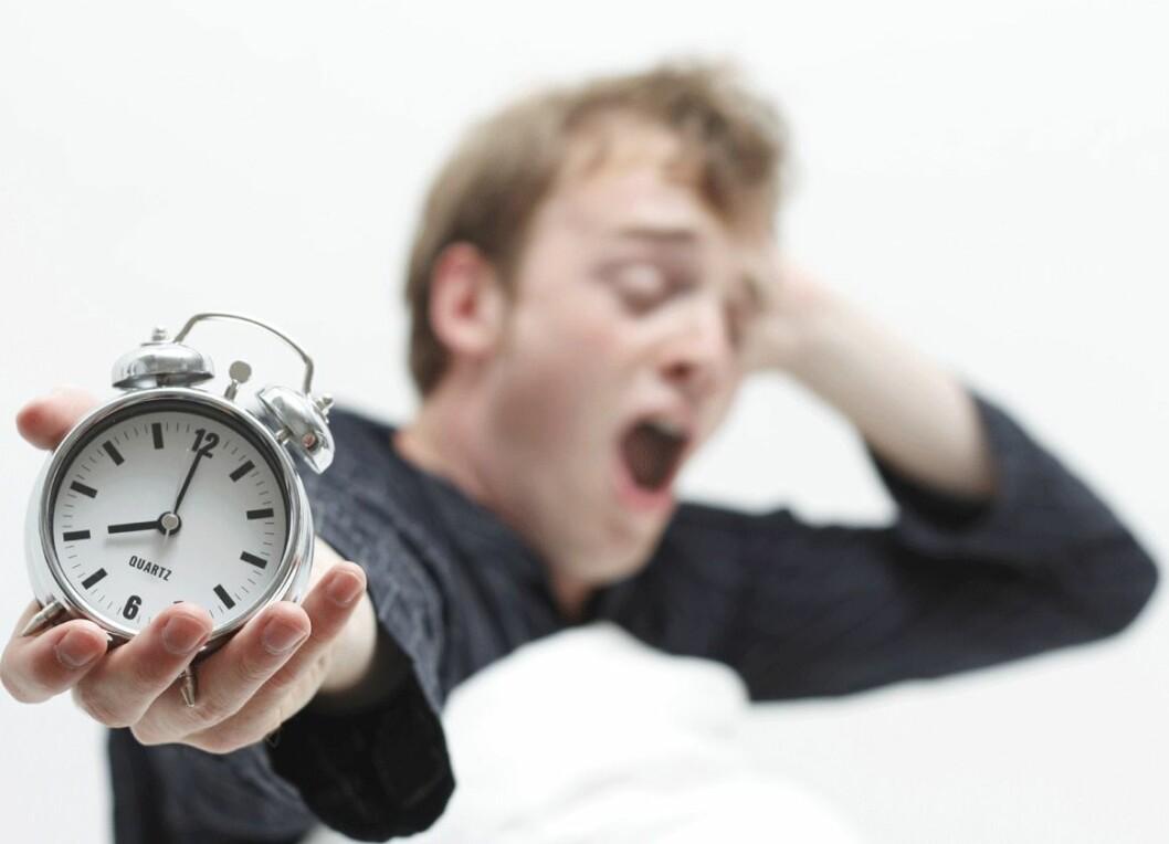Søvnvansker