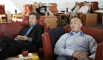 Analyserer søvnmønsteret til norske ansatte