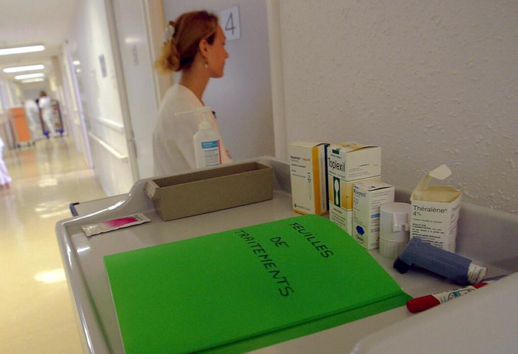 Sykepleier 1