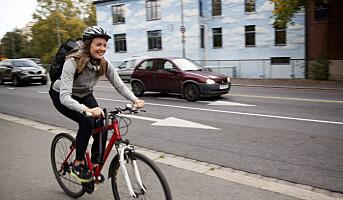 Over 15 000 skal sykle til jobben