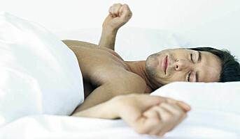 Ikke la hodebry ødelegge nattesøvnen