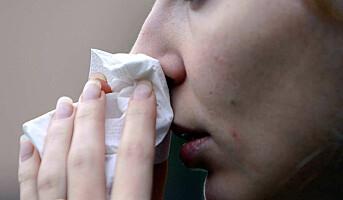 Sykefraværet stiger