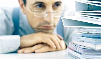 Liten pensjon for ansatte i små bedrifter
