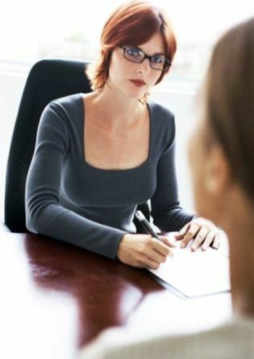 colourbox_kvinnelig sjef