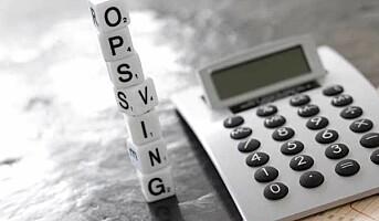 Bra nedgang i konkurstallene