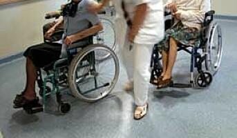 Streik ved kommersielle sykehjem