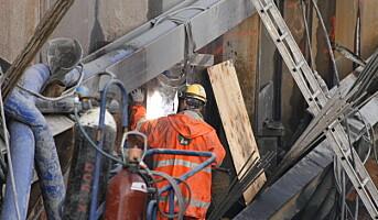 44 arbeidsskadedødsfall i 2014
