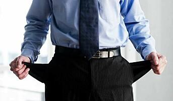 Færre konkurser i april