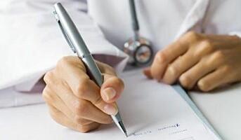 Melding fra legen avgjørende