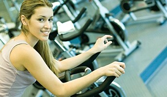 Svenskene flinkere til å sponse trening