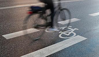 For krevende for mange å sykle til jobben