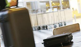 Færre yrkesreiser og flere ferieturer