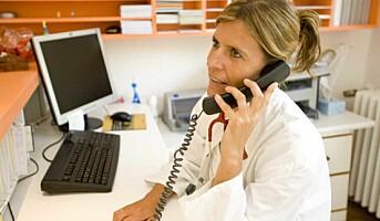 Flest arbeidskamper i helsesektoren