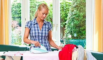 Kvinner trenger husmorvikar på resept