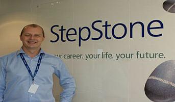 Ny sjef i StepStone