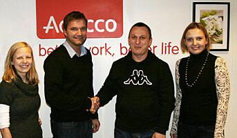 Tariffavtale for Adecco-elektrikere