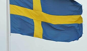 Svært arbeidsvillige svensker