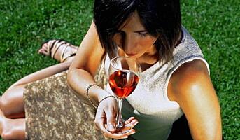 Stort sosialt alkoholpress