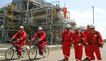 Industriarbeidsplasser i fare