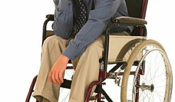 Funksjonshemmede i statlige småjobber
