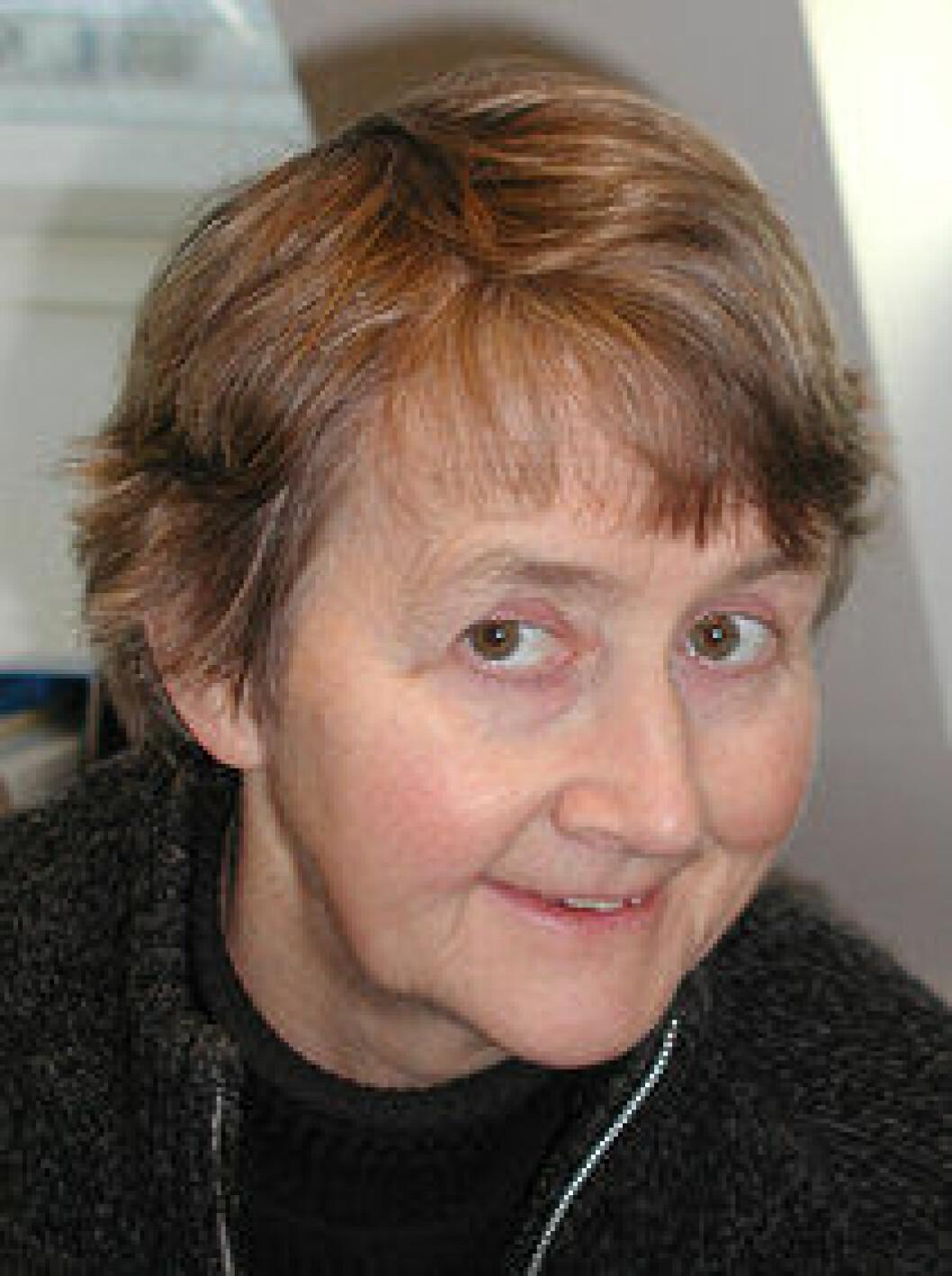 Ebba Wergeland