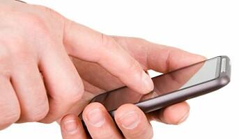 Tilbyr jobbsøk per sms