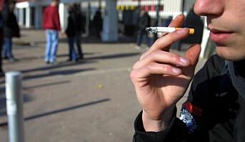 Kan vi stramme inn på røykepausene?