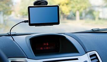 Kan vi reagere mot sjåfører som ikke holder seg til kjøreruten?