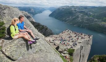 2015 – et rekordår for norsk reiseliv