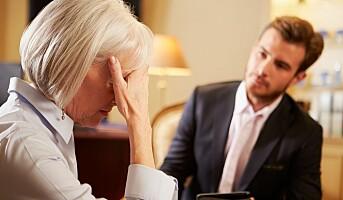5 av 10 dansker utsatt for sladder på jobb