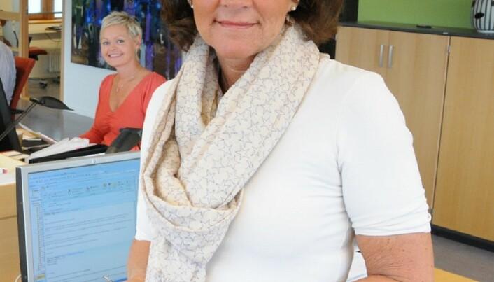 Ingrid Finboe Svendsen i<br />Arbeidstilsynet.