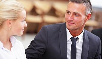Hva gjør vi når kjærlighet på jobben skaper trøbbel?