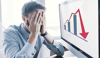 Kan vi si opp en medarbeider på grunn av omsetningssvikt?