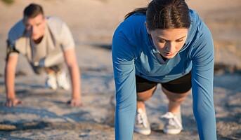 Hva gjør vi når fysisk trening går ut over prestasjonene på jobb?