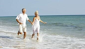 Nordmenn får stadig flere friske leveår