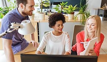 Sitter du sammen med riktige kolleger på jobb?