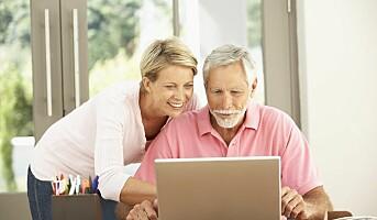 1 av 3 foretak kjøper reklame på nett