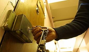 Uholdbare soningsforhold i Drammen fengsel