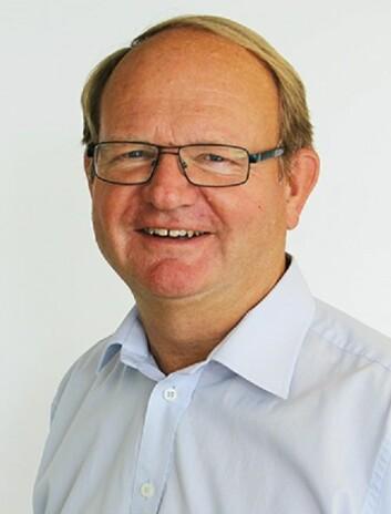Kredittøkonom Per Einar Ruud i Bisnode.